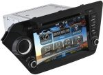 2DIN DVD-проигрыватель Incar AHR-1887RO Kia Rio 11+ (ANDROID)BT+TV Secam