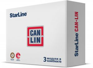 CAN-модуль Can Star Line Can+Lin Мастер